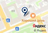 «Экаграта» на Яндекс карте Санкт-Петербурга