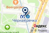 «РБК групп» на Яндекс карте Санкт-Петербурга