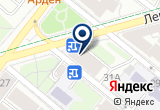 «Тройка Импорт, торговая компания» на Яндекс карте Санкт-Петербурга