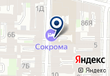 «ТД Питер-Союз,000» на Яндекс карте Санкт-Петербурга
