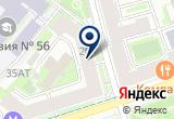 «Электронные торги и безопасность» на Яндекс карте Санкт-Петербурга