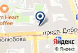 «G камины, магазин-салон» на Яндекс карте Санкт-Петербурга