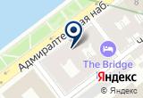 «Тур-Вояж» на Яндекс карте Санкт-Петербурга