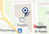 "«ООО ""Инфокабель""» на Яндекс карте Санкт-Петербурга"