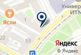 «ТЕРРА ООО» на Яндекс карте Санкт-Петербурга