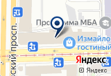 «ПМЖ МУЛЬТИПЛЕЙС» на Яндекс карте Санкт-Петербурга