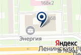 «ЭКОДАР ПИТЬЕВАЯ ВОДА» на Яндекс карте Санкт-Петербурга