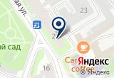 «СЕВЗАПТЕХНИКА» на Яндекс карте Санкт-Петербурга