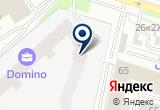 «CONSISTENT SOFTWARE» на Яндекс карте Санкт-Петербурга