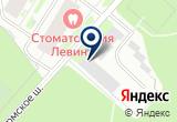 «УДЕЛЬНЫЙ ПАРК ГП» на Яндекс карте Санкт-Петербурга