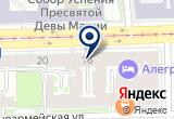 «Цифровой сервис, ООО» на Яндекс карте Санкт-Петербурга
