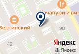 «ФРУКТОВЫЙ САД АОЗТ КОММИК» на Яндекс карте Санкт-Петербурга