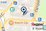 «СЛУХ НПФ» на Яндекс карте Санкт-Петербурга