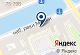 «Туристическая компания «Портал»» на Яндекс карте Санкт-Петербурга