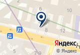 «Твой Город. Бюро недвижимости» на Яндекс карте Санкт-Петербурга