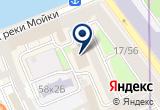 «Стейдж дека» на Яндекс карте Санкт-Петербурга