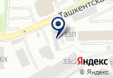 «Терес-1» на Яндекс карте Санкт-Петербурга