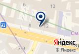 «Acsour» на Яндекс карте Санкт-Петербурга