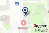 «KAWAII» на Яндекс карте Санкт-Петербурга