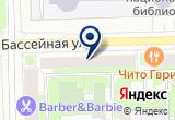 «ЭЛЕМЕНТ» на Яндекс карте Санкт-Петербурга