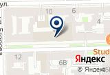«Телеком-Союз, негосударственный пенсионный фонд, Северо-Западный филиал» на Яндекс карте Санкт-Петербурга