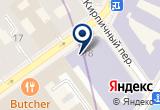 «Городская студенческая биржа труда и обучения» на Яндекс карте Санкт-Петербурга