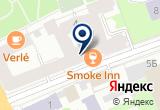 «TIG» на Яндекс карте Санкт-Петербурга