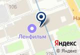 «Шпиль» на Яндекс карте Санкт-Петербурга