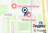 «ЧОП Велес Запад» на Яндекс карте Санкт-Петербурга
