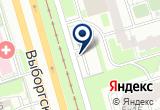 «Пан Спортсмен» на Яндекс карте Санкт-Петербурга
