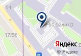 «№ 59 МЕЖВУЗОВСКАЯ ПОЛИКЛИНИКА» на Яндекс карте Санкт-Петербурга