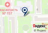 «Чудо-Юдово» на Яндекс карте Санкт-Петербурга