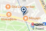«ИГНАТЕНКО ИП» на Яндекс карте Санкт-Петербурга