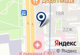 «ООО НИС» на Яндекс карте Санкт-Петербурга