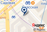 «Мир своими глазами» на Яндекс карте Санкт-Петербурга
