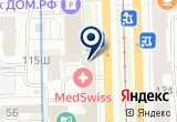 «МЕЛФОН» на Яндекс карте Санкт-Петербурга