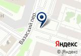 «Primo karting» на Яндекс карте Санкт-Петербурга