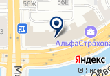 «PONY EXPRESS» на Яндекс карте Санкт-Петербурга