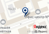 «Rezultat» на Яндекс карте Санкт-Петербурга