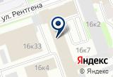 «ФортЛайн» на Яндекс карте Санкт-Петербурга