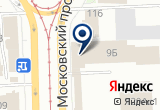 «ЭВРИКА» на Яндекс карте Санкт-Петербурга