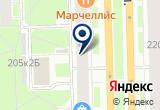 «Московский» на Яндекс карте