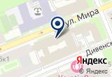 «Школа танцев Checkpoint Dance Studio, OOO» на Яндекс карте Санкт-Петербурга