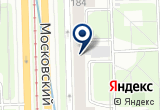 «ТЕСТ» на Яндекс карте Санкт-Петербурга