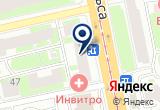 «Медформа.рф» на Яндекс карте Санкт-Петербурга