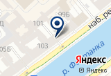 «Форпост» на Яндекс карте Санкт-Петербурга