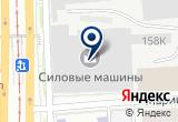 «Электросила, завод, ОАО Силовые машины» на Яндекс карте Санкт-Петербурга