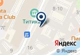 «Ярмарка сувениров, центр поддержки искусств г. Санкт-Петербурга» на Яндекс карте Санкт-Петербурга