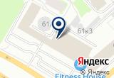 «Торговый Дом Матрикс» на Яндекс карте Санкт-Петербурга