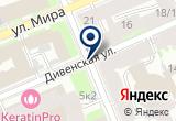 «МЕДИКО-СОЦИАЛЬНЫЙ ЦЕНТР КРАСНОГО КРЕСТА» на Яндекс карте Санкт-Петербурга